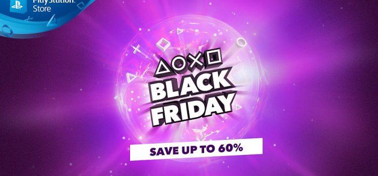 PlayStation Black Friday vine cu reduceri pentru jocuri şi abonamente PlayStation Plus