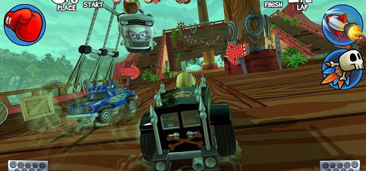 Beach Buggy Racing 2 este un nou joc de curse care vrea să fie Mario Kart