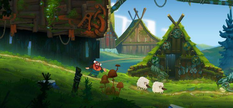 Superbul joc Oddmar de pe iOS ajunge pe Android gratuit