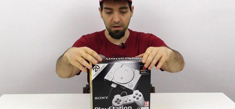 Unboxing PlayStation Classic şi primele impresii: consola retro pentru cei care au ratat vremurile bune din gaming