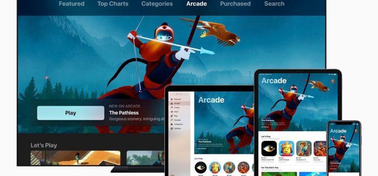 Apple Arcade este un serviciu de jocuri clasice și exclusive pentru iOS și Mac