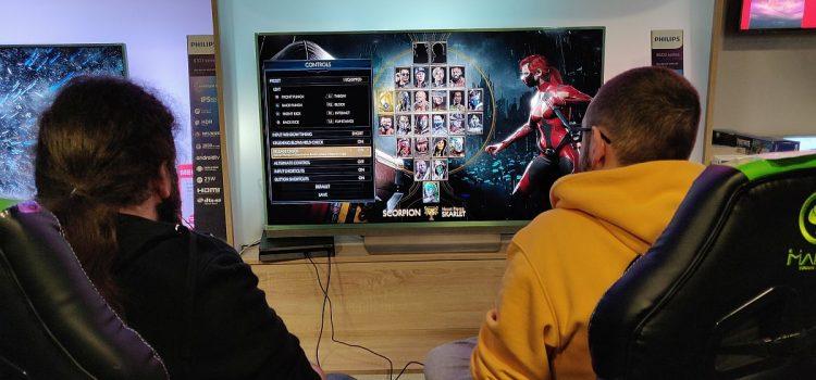 Cum a fost la lansarea Mortal Kombat 11 de la Media Galaxy Orhideea (Galerie foto + Video)