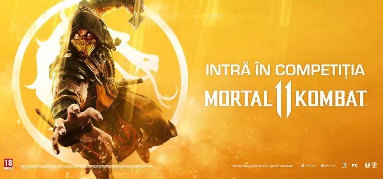 Mortal Kombat 11 se lansează în România pe 23 aprilie la Media Galaxy Orhideea