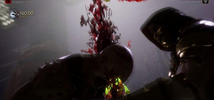 Mortal Kombat 11 Preview: mai accesibil, X-Rays mai scurte, fizică anatomică mai bună