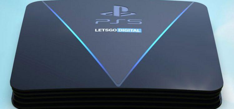 PlayStation 5 va aduce suport 8K; Iată noi randari ale consolei