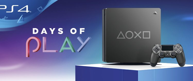 11 zile de reduceri pe PlayStation şi o ediţie specială de consolă; Days of Play încep pe 7 iunie!