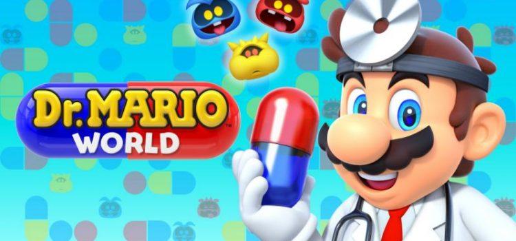 Încă un joc Nintendo ajunge pe mobil: Dr. Mario World vine luna viitoare pe iOS, Android