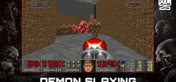Jocurile originale DOOM (1, 2, 3) ajung pe mobil şi console