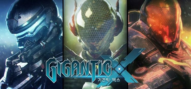 Gigantic X este un nou joc shooter SF top down, gratuit in Play Store