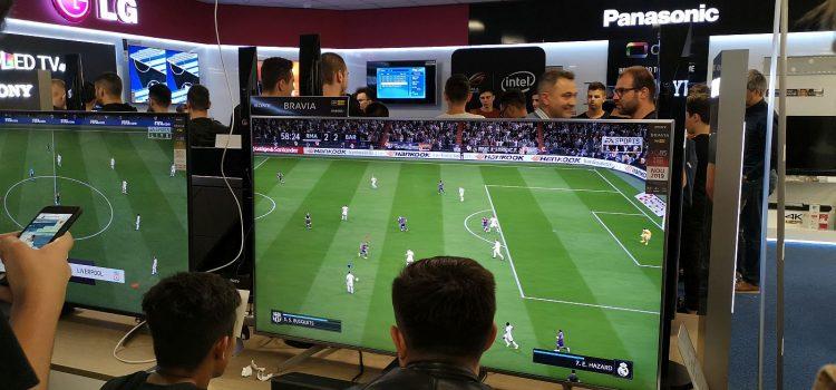 FIFA 20 a debutat oficial în România: primele impresii despre el + cum a fost la lansarea de la Media Galaxy Vitan