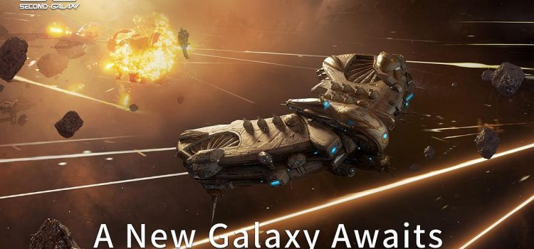 Second Galaxy este un nou MMORPG spaţial, disponibil gratuit pe mobil