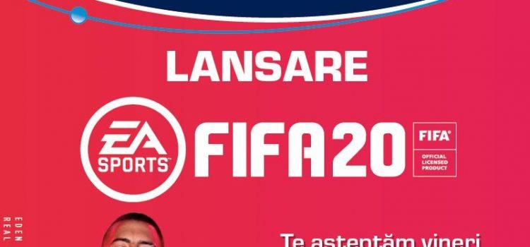 UPDATE: FIFA 20 se lansează în România pe 27 septembrie: eveniment Media Galaxy Vitan + concursuri