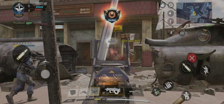 Call of Duty Mobile Review: wannabe PUBG Killer plin de boti, grafica high end, superficialitate