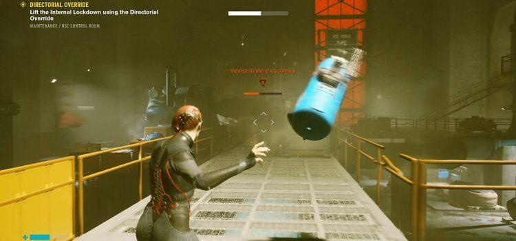 Control Review (PS4): cel mai nonconformist joc din ultima vreme, cu vibe de David Lynch