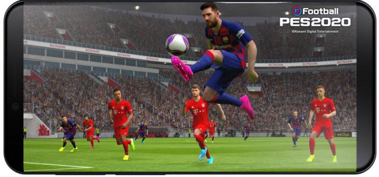 eFootball PES 2020 a debutat pe mobil şi se poate instala acum