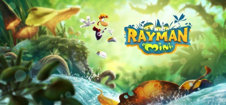 Rayman Mini debutează pe mobil, exclusiv în Apple Arcade