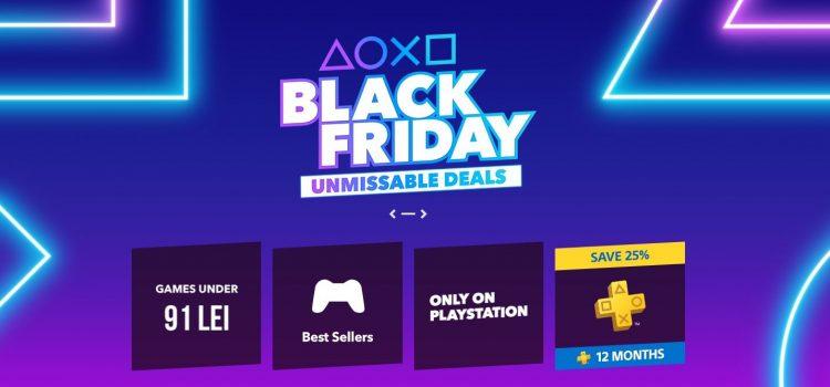 Ultimele zile de reduceri Black Friday în PlayStation Store; Iată jocurile cu discount