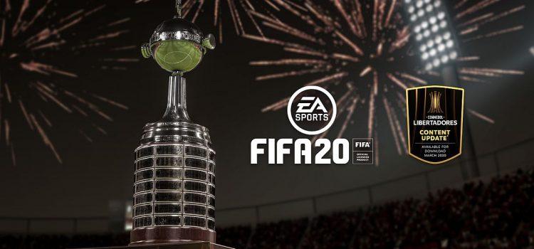 FIFA 20 va primi o actualizare importantă, care include Competiţia CONMEBOL Libertadores