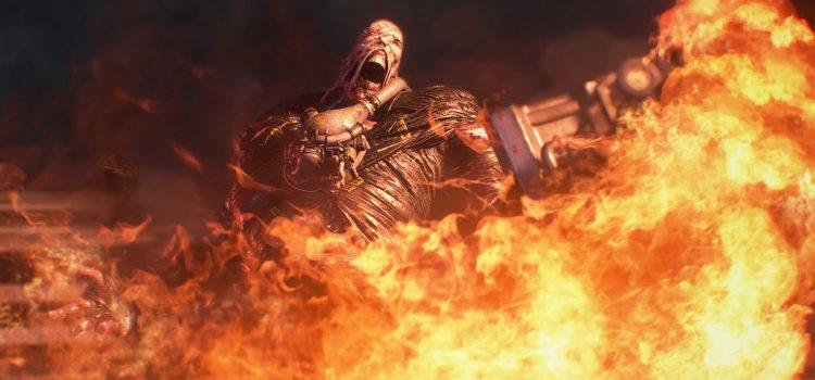 Resident Evil 3 Remake se lansează în aprilie 2020