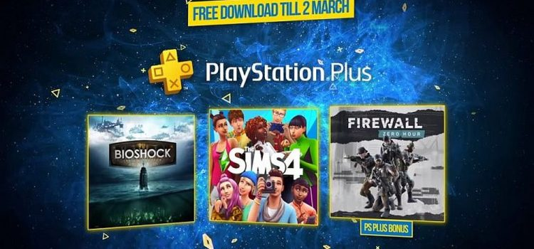 Jocurile gratuite PS Plus din februarie 2020 sunt Sims 4, Bioshock Collection + altele