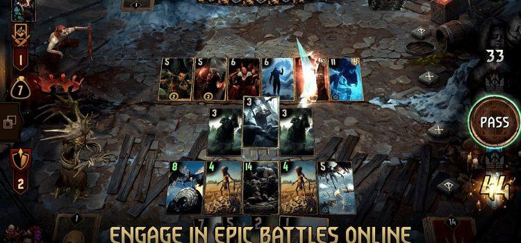 Gwent, celebrul joc de cărţi din Witcher vine pe Android pe 24 martie