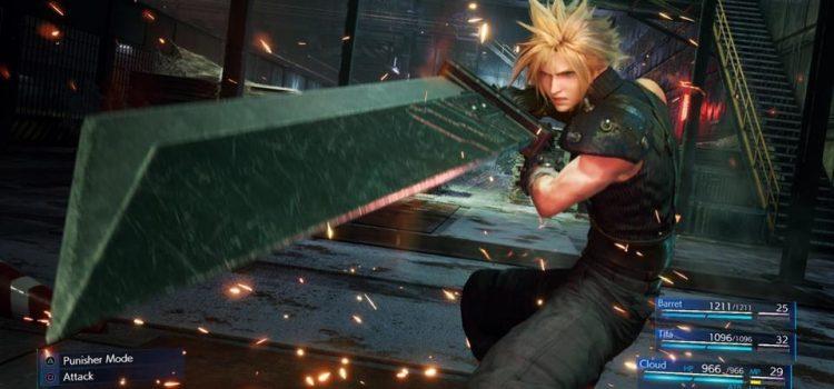 Final Fantasy 7 Remake are demo-ul disponibil acum în PlayStation Store